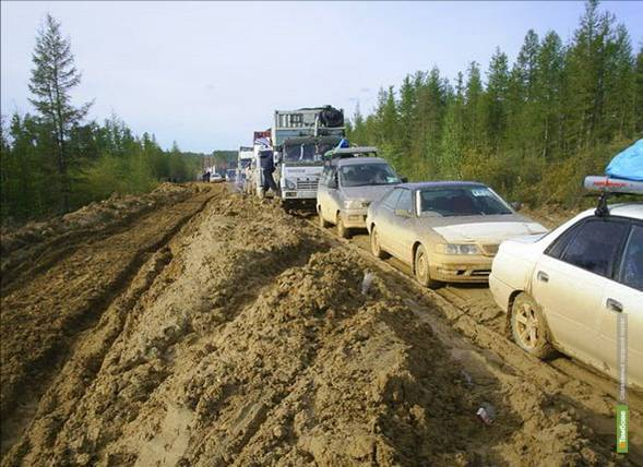В России решили перейти на дешевые дороги