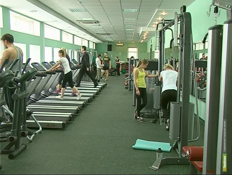 На севере Тамбова открыли фитнес-центр