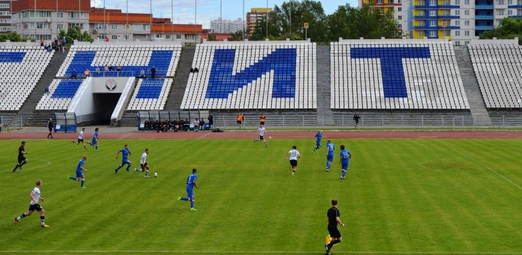 В последний день сбора в Ижевске ФК «Тамбов» сыграл вничью с «Тюменью»
