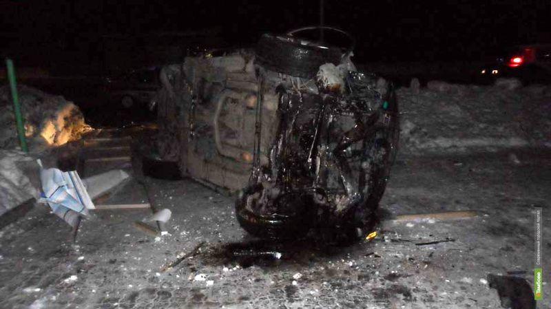 16 тамбовчан стали жертвами ДТП