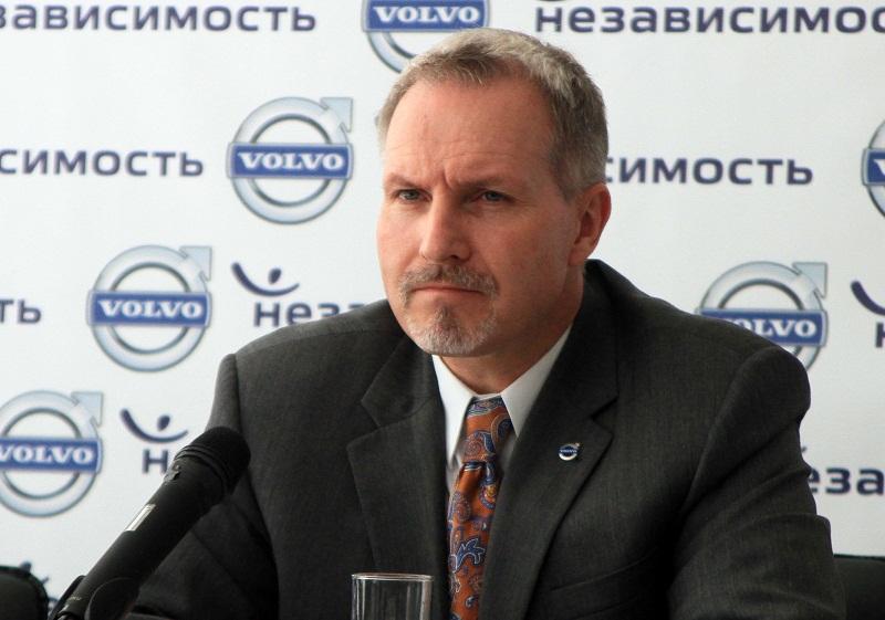 Джон Стек, президент Volvo Car Russia: «Резкого падения авторынка не будет!»
