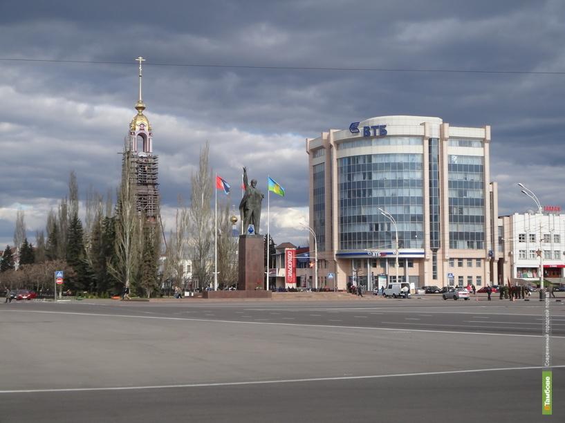 В центре Тамбова запретят остановку транспорта из-за празднования 8 марта