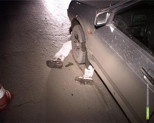 """Две юные тамбовчанки получили тяжелые травмы под колесами """"Фольцвагена"""""""