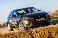 Полторашка, свежая: пробуем новую Mazda 3 с мотором 1,5