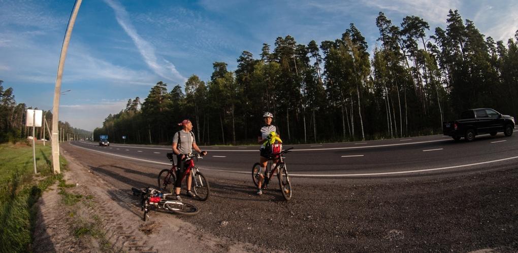 Прогулки на велосипеде, или как за один день преодолеть почти 200 километров