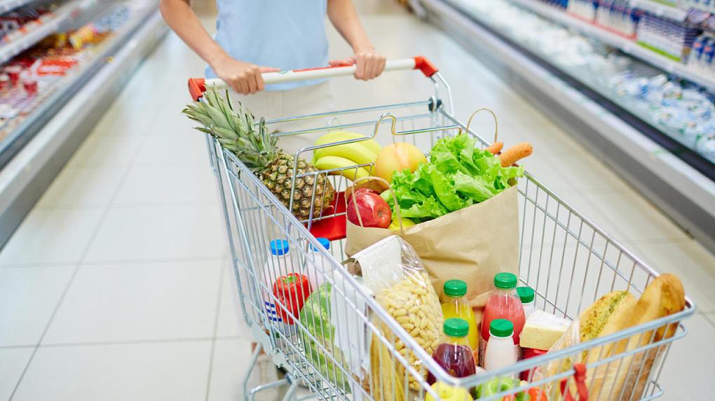 Выше, и выше, и выше… На Тамбовщине увеличилась стоимость минимального набора продуктов питания