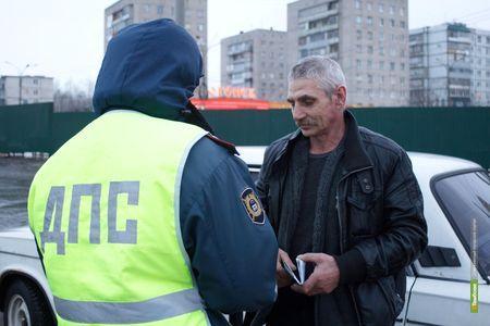 Автоинспекторы из Москвы поймали 40 пьяных тамбовских водителей