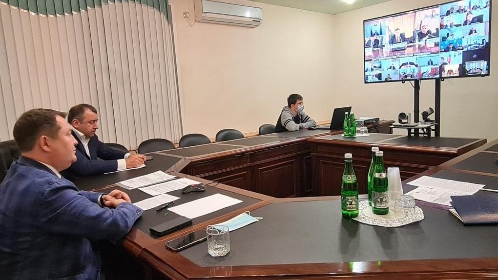 На Госсовете РФ одобрили предложение по совершенствованию управления ЖКХ