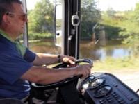 Водителям автобусов и автопоездов будет труднее получить права