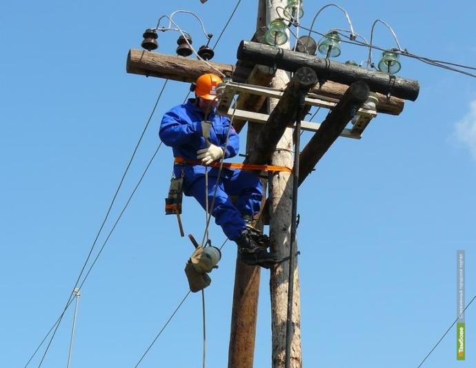 В посёлке Северном отключат электричество