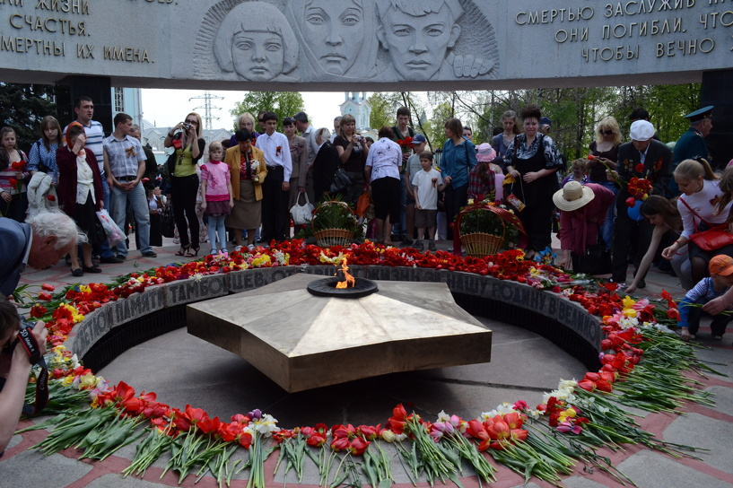 Тамбовчане поедут в Керчь на «Вахту памяти»