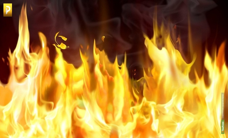 Житель Рассказово поджёг собственный дом