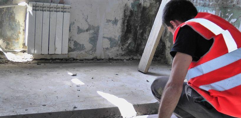 Возвращение домой откладывается: пострадавший от взрыва дом в Моршанске демонтируют вручную
