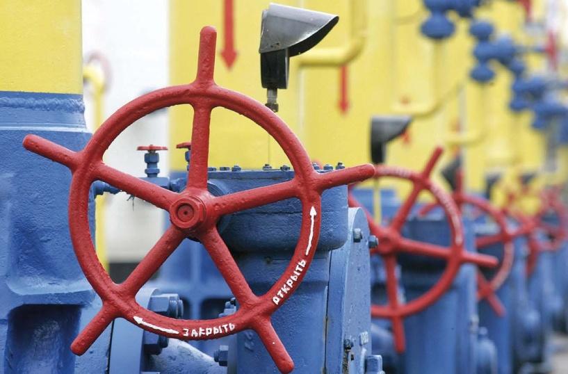 Украина подает в суд на Газпром