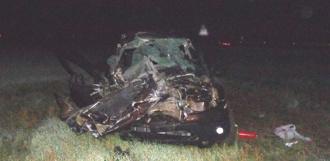 В результате столкновения внедорожника и грузовика пострадали три человека