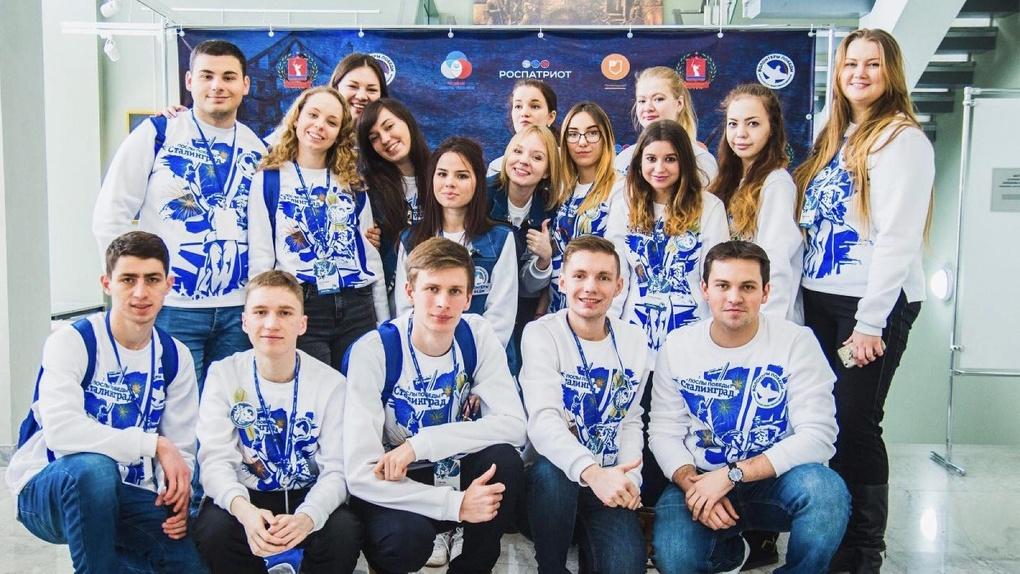 Общественное движение «Волонтёры Победы» набирает в Тамбове добровольцев!