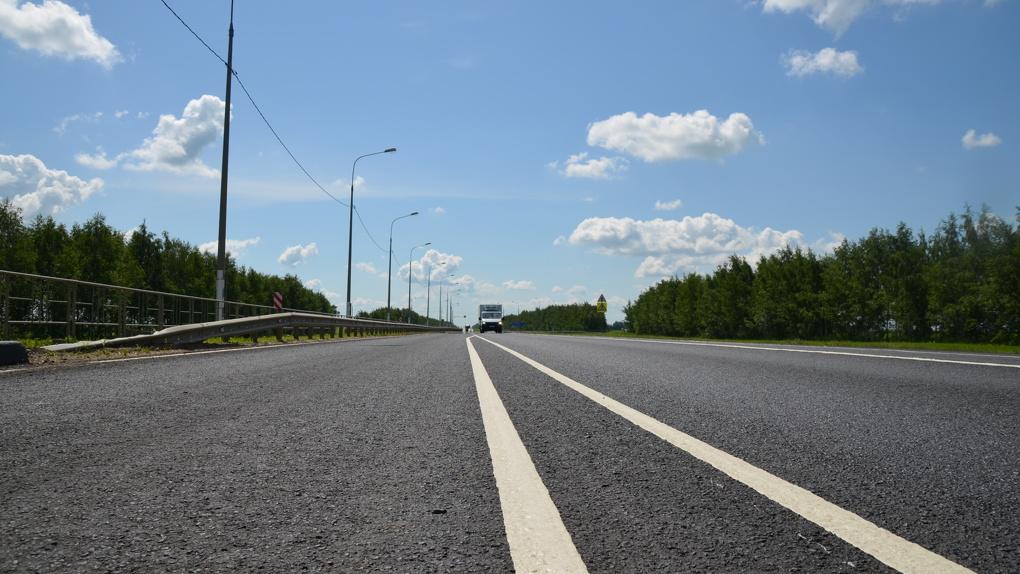 Два участка федеральных трасс в Тамбовской области защитят слоем износа