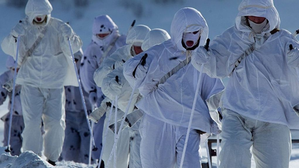 Через Тамбов пройдут рязанские десантники. На лыжах