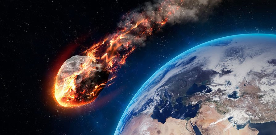 Ученые боятся, что Земля погибнет из-за астероида