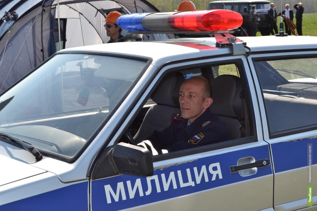 Тамбовский пенсионер-автолюбитель сбил пешехода