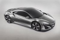 Honda показала наследника легендарного NSX