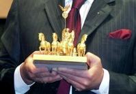 Немцы передумали награждать Путина премией «Квадрига»