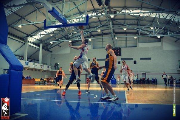 Баскетболисты из Тамбова примут на своем паркете соперника