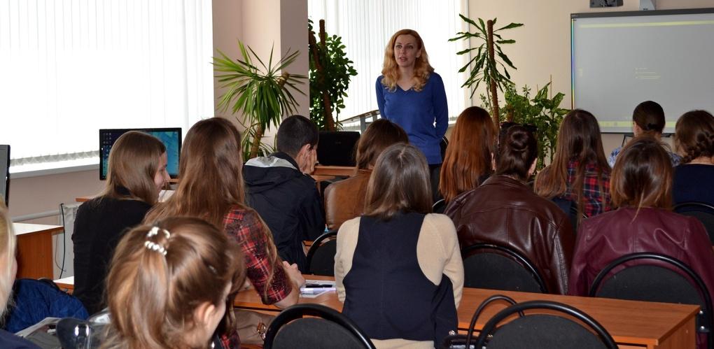 О вреде наркотиков поговорили в Тамбовском филиале РАНХиГС