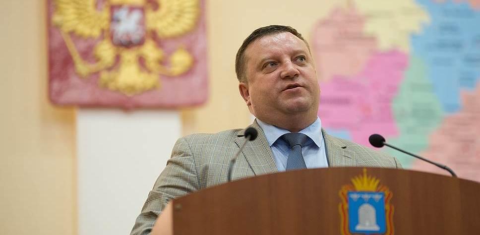 Президент наградил сенатора Алексея Кондратьева Орденом почёта