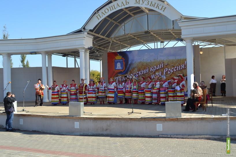 В Тамбове утвердили план развития культуры на 7 лет вперед