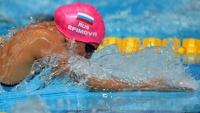 Российская пловчиха установила новый мировой рекорд