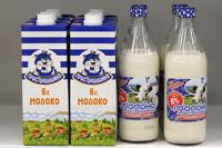 В России 9% молока не соответствует санитарным требованиям