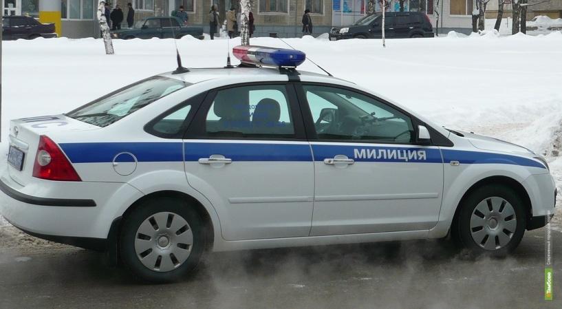 Двое жителей Липецка попали в ДТП в Тамбове
