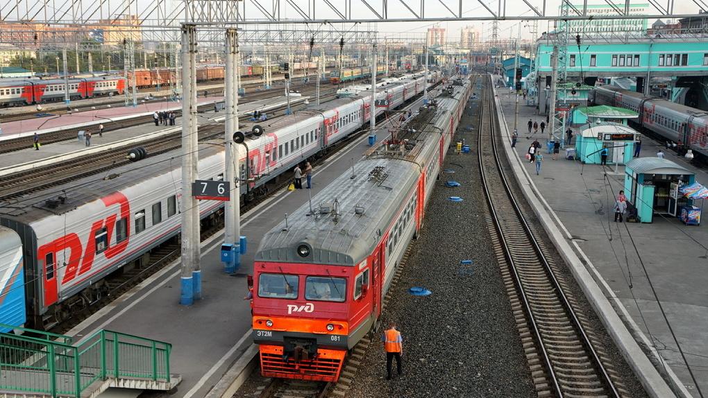 9 Мая пригородные поезда в области будут бесплатными