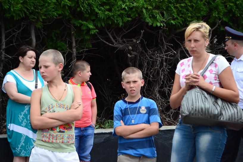 Полтысячи украинских беженцев хотят остаться на Тамбовщине