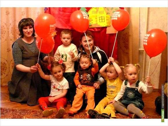 В Тамбове начнут работать семейные детские сады