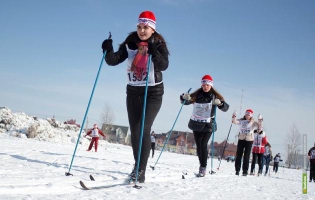 «Лыжня России» перекроет часть Набережной