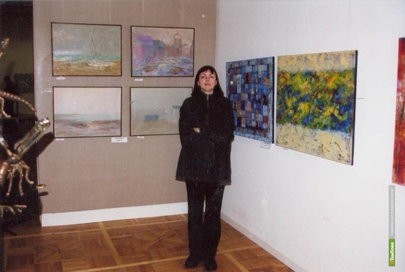 На юбилейной выставке Ольга Краскова порадует тамбовчан этюдами