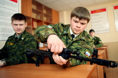 ОБЖ в школах заменят военной подготовкой