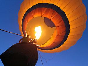 6 тамбовчан пострадали во время прогулки на воздушном шаре