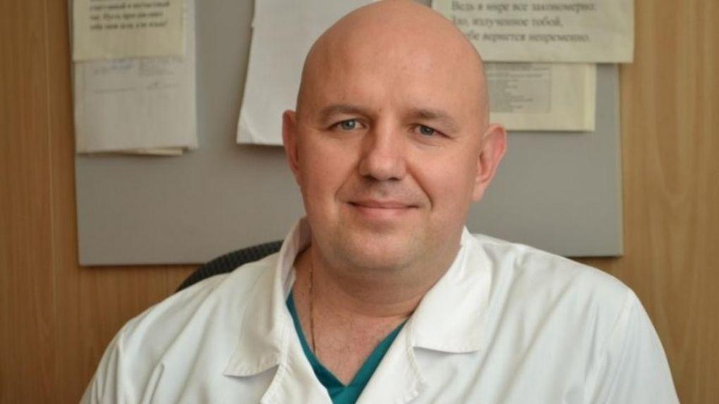 Тамбовский врач, выполняющий сложнейшие ортопедические операции, получил государственную награду