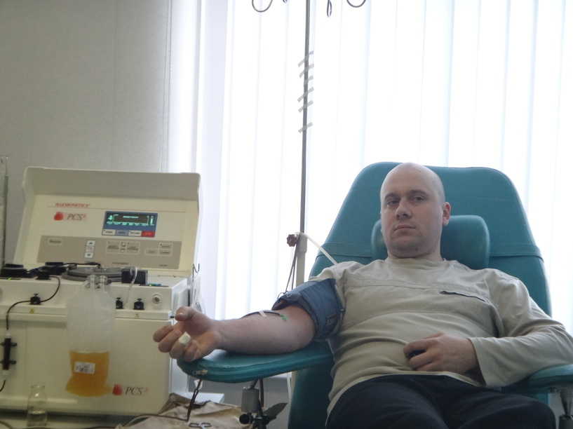 Чиновники примут участие в донорской акции