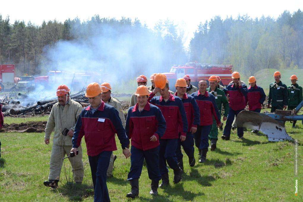 Чиновники пытаются многочисленными льготами заманить тамбовчан в добровольные пожарные дружины