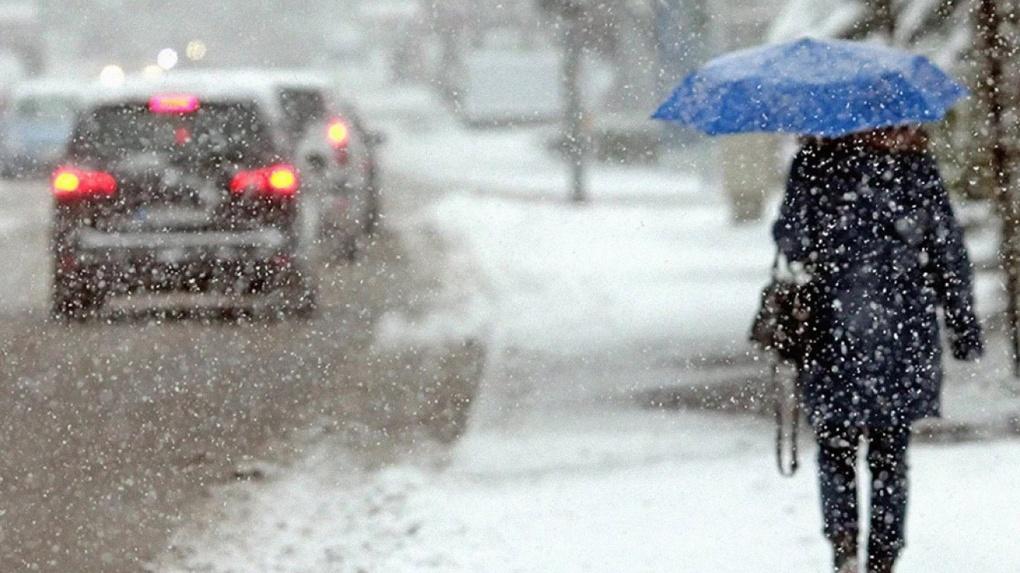Все снова очень неблагоприятно: на Тамбов обрушится снегопад и метель