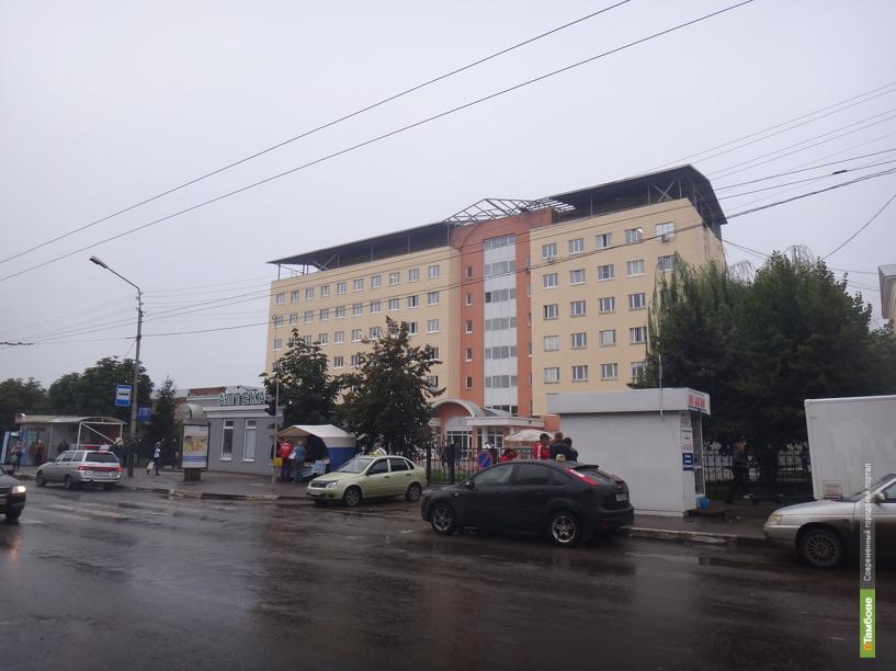 Тамбовской областной больнице планируют присвоить имя Владимира Бабенко