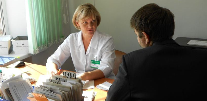 По итогам диспансеризации за 2016 год у 335 тамбовчан выявили онкологию
