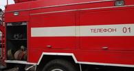 В результате пожара в Рассказово погиб пенсионер