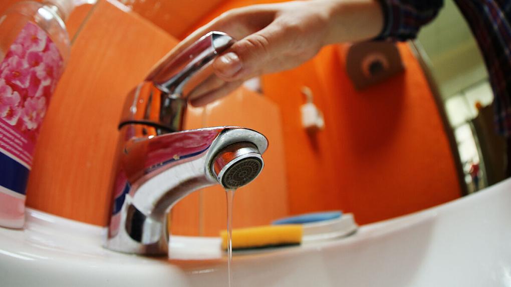 22 июня жителей Тамбова ожидают проблемы с холодной водой.