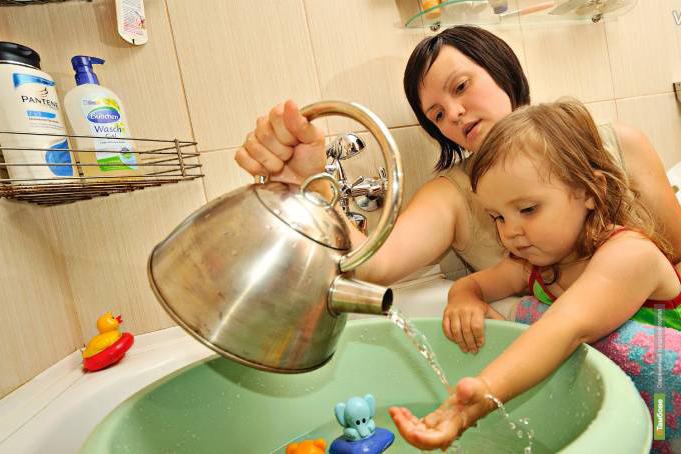 Прокуратура заинтересовалась отсутствием горячей воды в одном из домов Тамбова