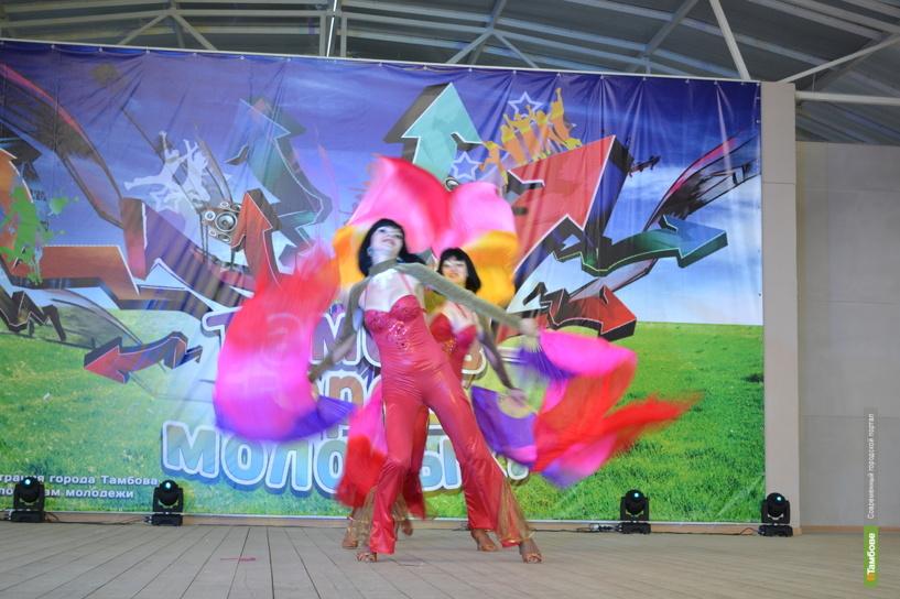 ВТамбове стартовал фестиваль «Краски лета»